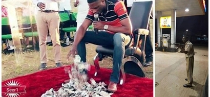 This prophet promises plenty of miracle MONEY if you show up at his sermon (photos)
