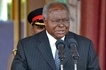 Are these the words Kibaki used in his speech that left Kenyans confused and complaining?