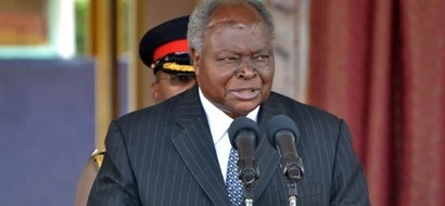 Mwai Kibaki Throws In His Two Cents On Pope Francis