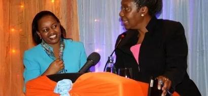 'Suspend Anne Waiguru Too', Ngilu Tells Uhuru