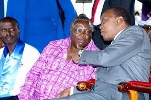 Atwoli's SURPRISING PLEA to President Uhuru Kenyatta that has left KENYANS WORRIED