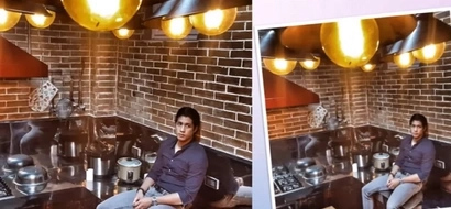 Ready na siyang maging isang ama! Aljur Abrenica's awesome 3-story house in Quezon City will surely amaze you!
