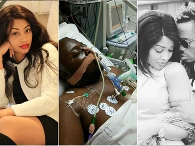 Zari Hassan's family links their mother's death to that of Ivan Ssemwanga, details