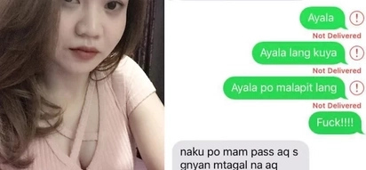 Grab driver hilariously mistakes girl's text messages for an indecent invitation