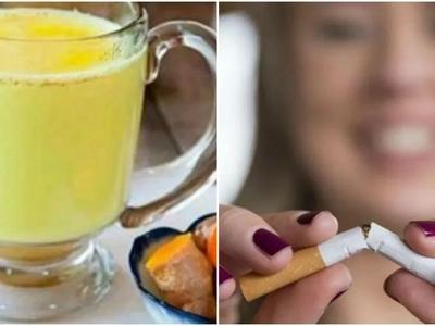 Si fumas tienes que tomar este batido para limpiar tus pulmones, es bastante efectivo