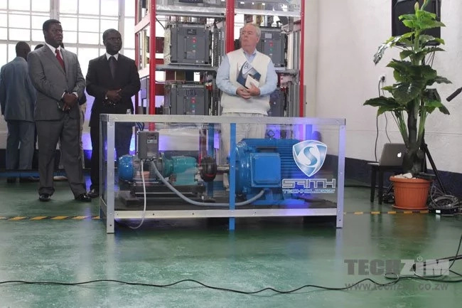 Meet Zimbabwean inventor who showcases his own drone, the electric car, helicopter (photos)