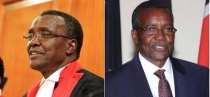 How politicians and notable people threw weight behind Maraga and Supreme Court judges