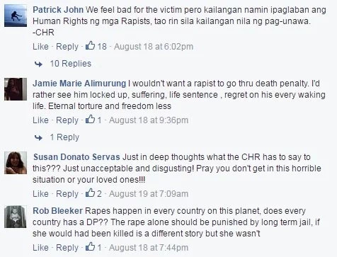 Alleged rape victim in Tagum sparked a cry for death penalty