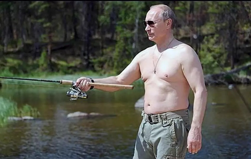 Putin has inspired a social media craze. Photo: Kremlin.ru