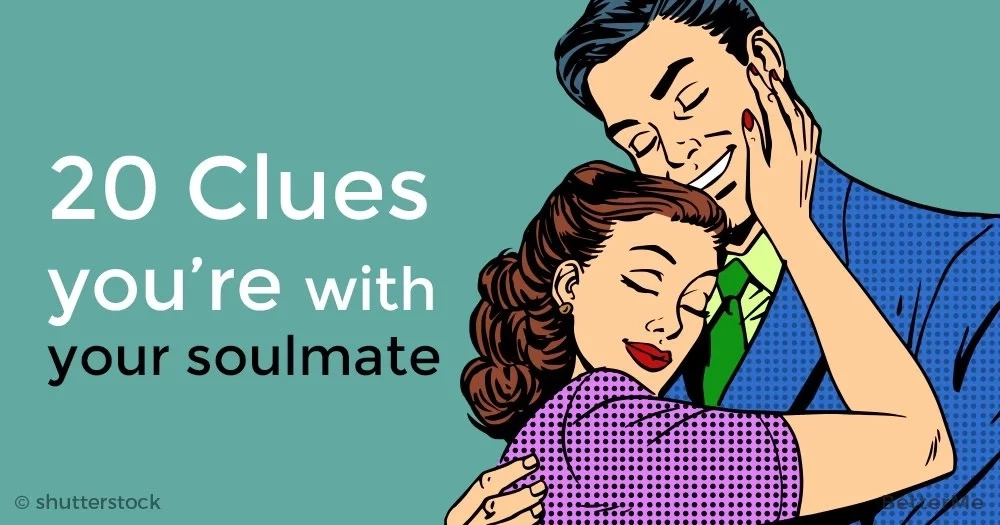 20 clues that he's soulmate