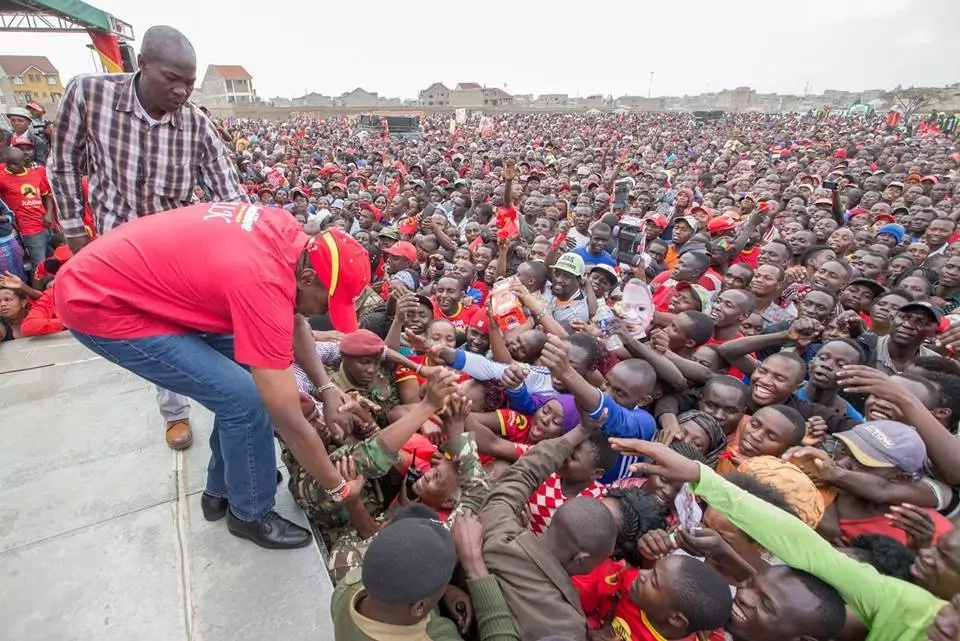 Uhuru Kenyatta badly disagrees with his own affiliates in Dagoretti and TUKO.co.ke has the details
