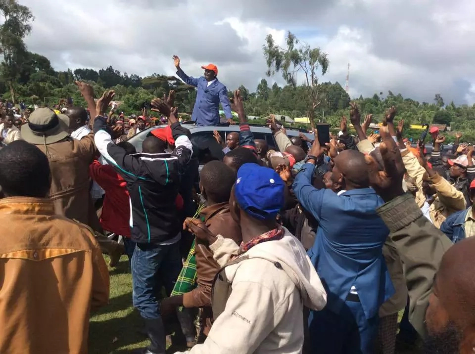 NASA's Meru tour SERIOUSLY dented after residents were issued a warning