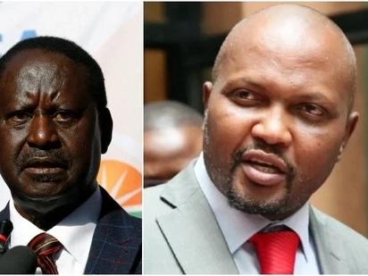 Mbunge wa Jubilee amkejeli Raila kuhusu mipango yake ya kuapishwa kuwa rais