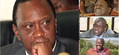 Ruto warns Jubilee against arresting Raila over his Kajiado remarks