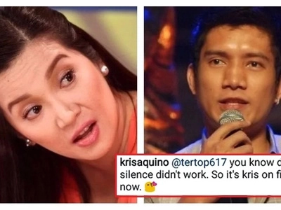 Kris Aquino revealed to netizens why she is publicly fighting back against James Yap: 'Namimihasa kasi pag hinahayaan.'