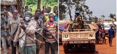 Catholic bishop protects 2,000 Muslim refugees from possible attacks by Christian militia in CAR