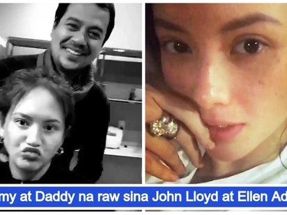 Nanganak na raw? Ellen Adarna rumored to have already given birth to 1st child with John Lloyd Cruz