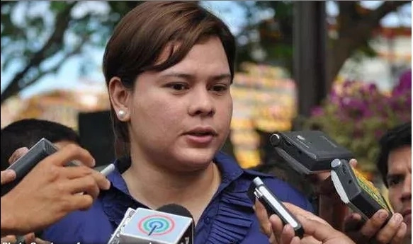 Duterte does not believe her daughter's rape story