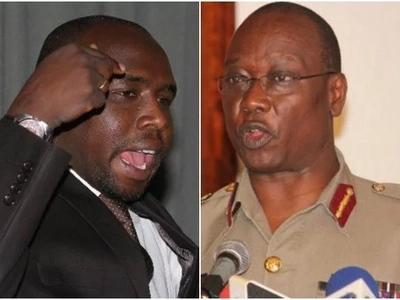 Jubilee Senator threatens to trash former police boss