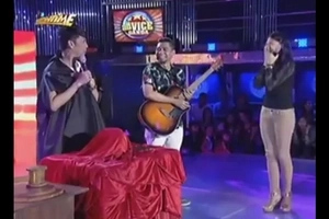 This cute girl confessed that Vice Ganda is her ultimate crush. See how Vice Ganda reacted to this.
