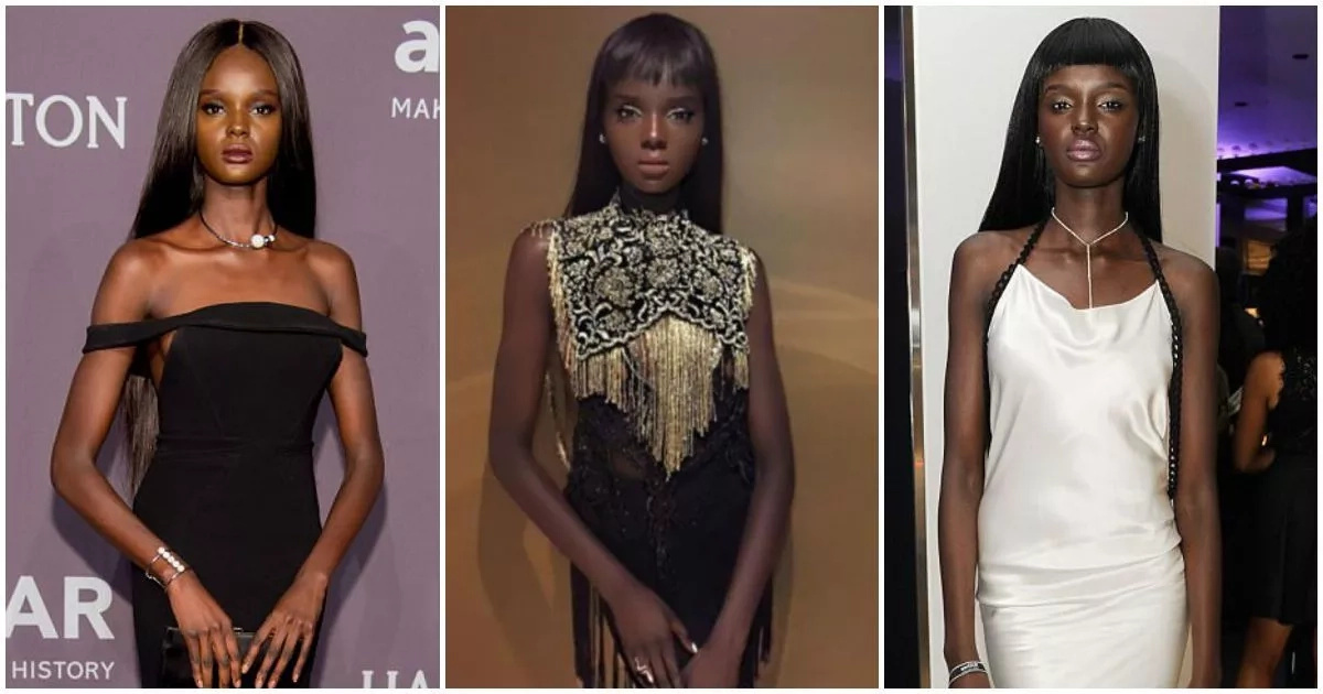 SEE beautiful model who looks like a real doll (photos)