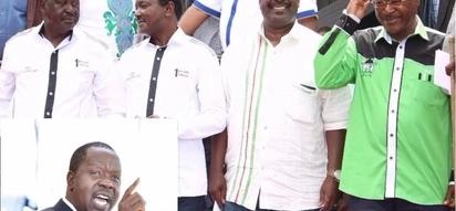NASA wakiuka amri ya Matiang'i na kusisitiza watalinda kura za Raila