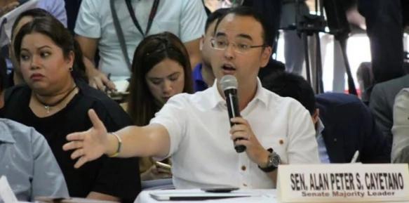 Senator Cayetano slams government dishonesty on Kidapawan funding