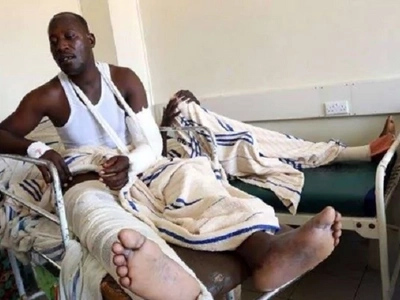 Sadness as Kenyans continues to suffer in hospitals and these 7 photos say it all