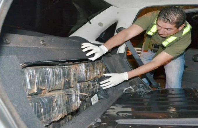 Policía incauta dinero del narcotráfico