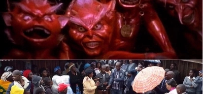 Horrors as demons return to a village in Uhuru's stronghold days after a prayer event, details