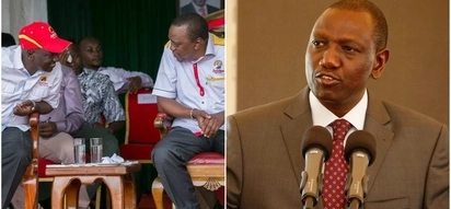Uhuru should come alone, we do not want Ruto- Homa Bay leaders
