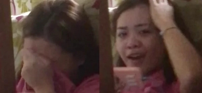 Kinain na ng sistema! Filipina gets caught crying over K-drama