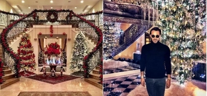 No need for Santa: Rich kids show off their Christmases