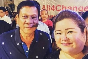 LOOK! Another Duterte supporter takes DOT office