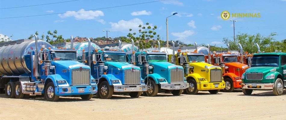 Colombia importará combustible por el paro camionero