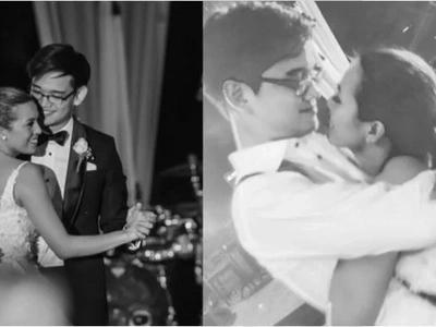 Sweet na sweet! Nikki Gil shares touching 1st anniversary message to husband BJ Albert