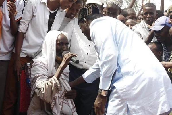 Chama cha ODM chazungumza baada ya vijana kufyatua Raila risasi, Turkana