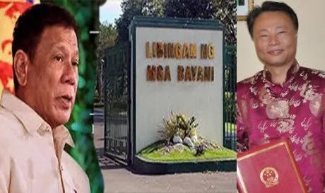 Duterte pleads with China for Filipino fishermen