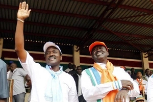 I will only support Raila if... Kalonzo Musyoka gives fresher demands