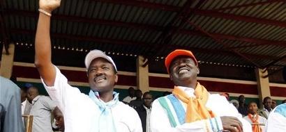 Kalonzo Musyoka makes a daring statement regarding the NASA Presidential candidacy