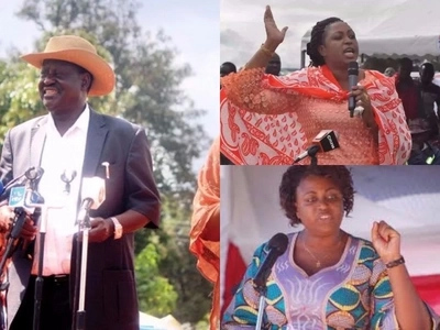 Raila Odinga's DIE-HARD supporter wins ODM nominations
