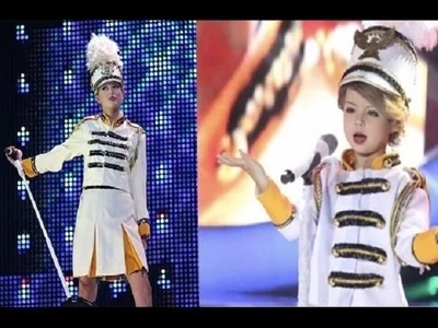 Talented kid Xia Vigor noticed by foreign media
