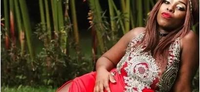 Bintiye Mike Sonko ashangaza watu wengi wiki kadhaa baada ya kujifungua(PICHA)