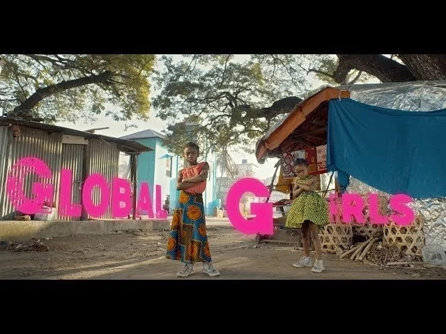 Beyonce's video highlights issues affecting girls around the world. Photo: YouTube/Global Girls