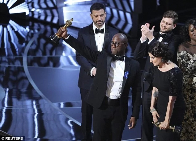 History made as African-American actors win BIG at the 2017 Oscars (photos)