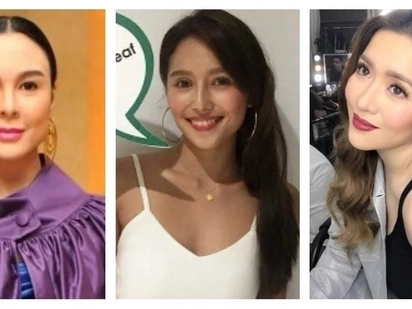 Aminado naman sila! These 9 Filipina celebrities admitted to undergoing plastic surgery to become more gorgeous