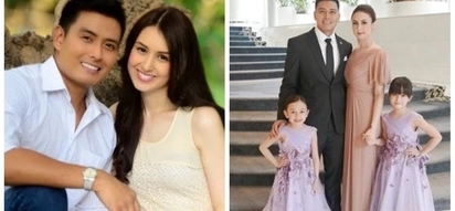 Pinagpala ang career at family life! Alfred Vargas, his stunning wife, and their 2 beautiful daughters