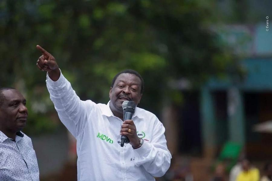 Who is Mudavadi in Luhya politics? Eugene Wamalwa asks as he declares 2022 bid
