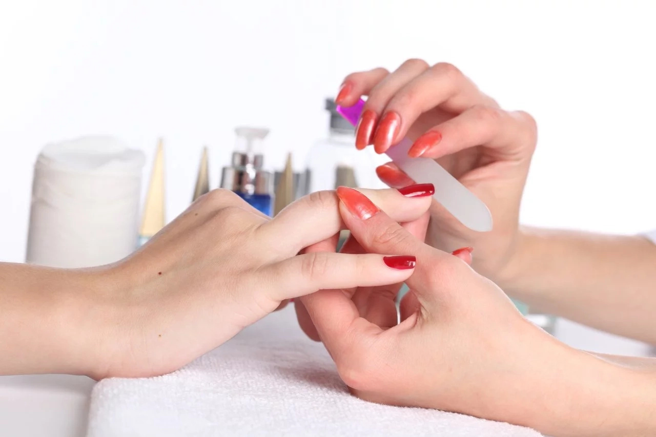 A very rare case of woman catching HIV through manicure