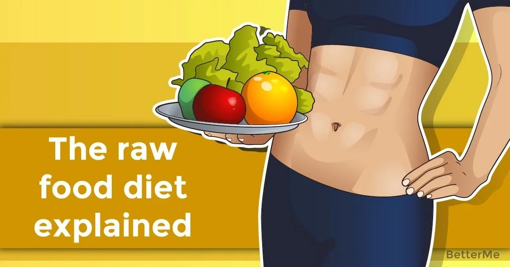 The raw food diet explained